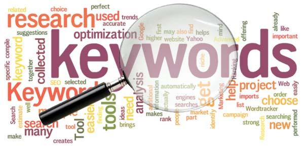 keyword research header