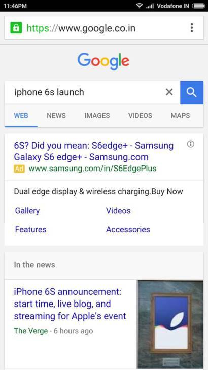 samsung iphone apple