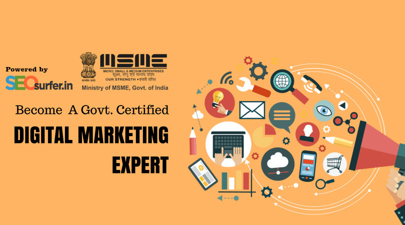 Significance of Digital Marketing Course With MSME Govt. Certification
