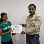 Students Certificate Distribution